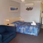 Queen room accommodation Mollymook
